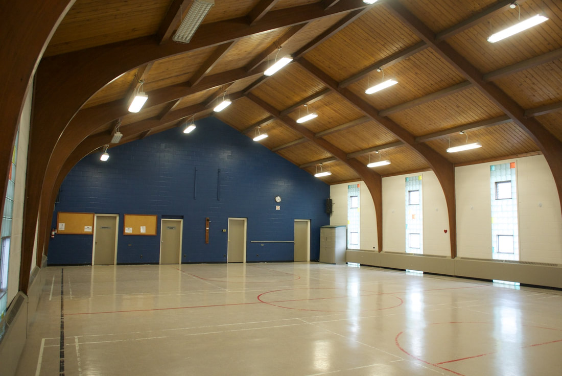 Trinity Presbyterian Church North Hall Gym